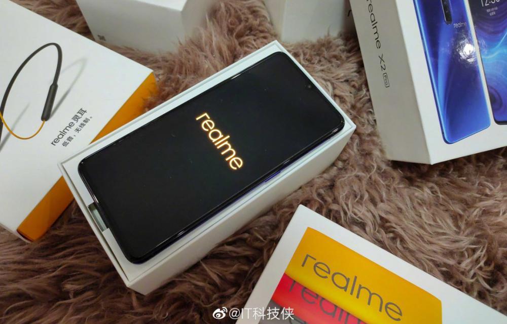 Realme X2 Pro Live