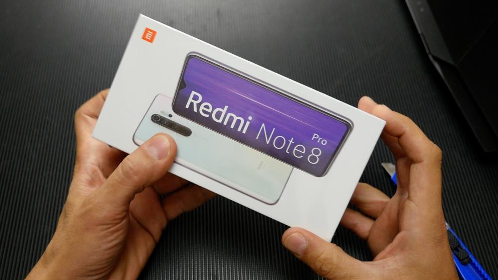 Redmi Note 8 Pro unboxing video με το Μαγικό Κοπίδι