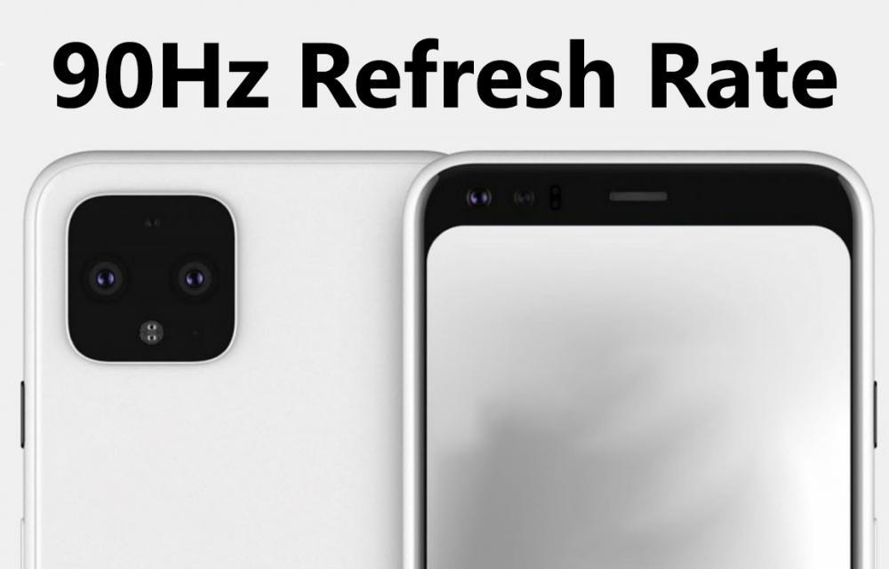 Refreh rate 90Hz Smartphones