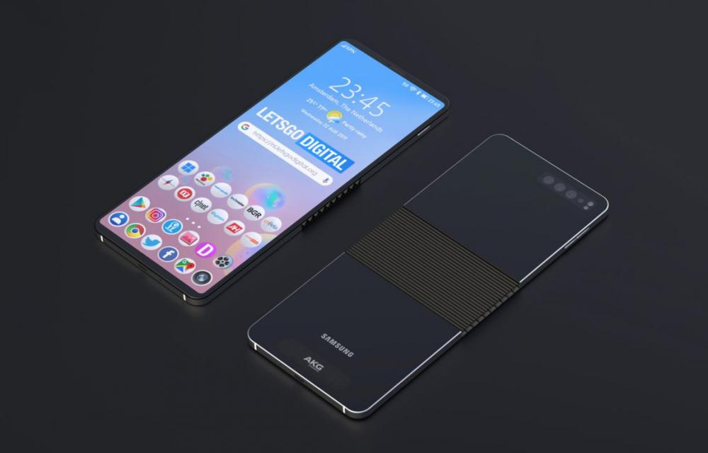 Samsung Galaxy Fold 2 Ultra Thin Glass