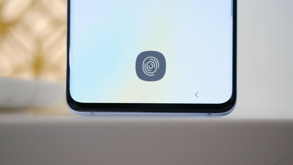 Samsung Galaxy S10 and Note 10 fingerprint fix