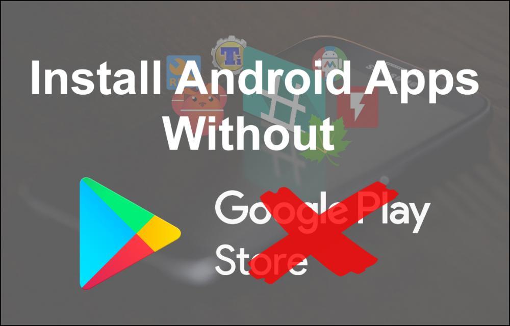 Πώς κάνω εγκατάσταση εφαρμογών χωρίς το Play Store