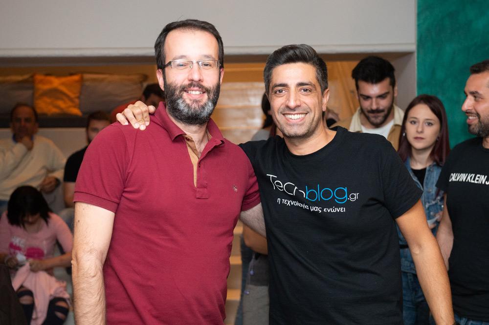 Techblog Workshop Θεσσαλονίκης 2019
