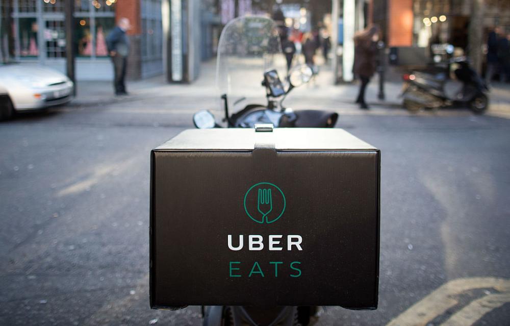 Uber Eats Uber Moments