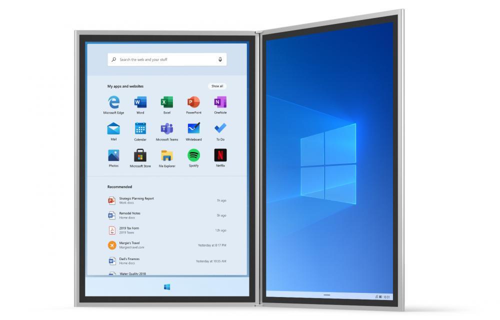 Microsoft Windows 10X IoT