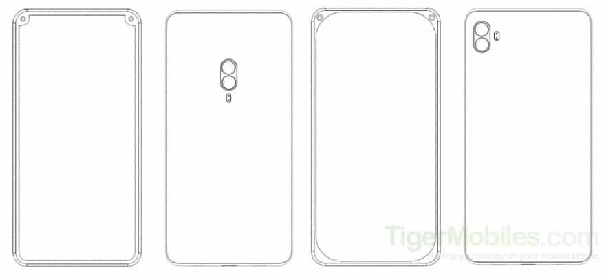 Xiaomi Selfies Patents