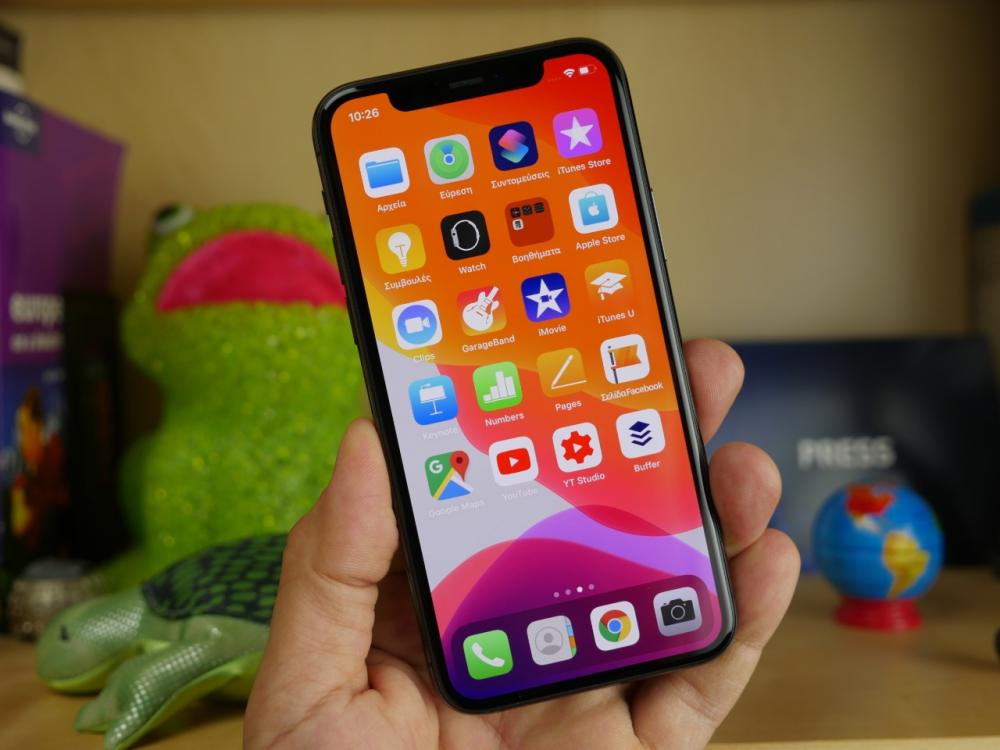 iPhone 11 Pro ελληνικό hands-on video review