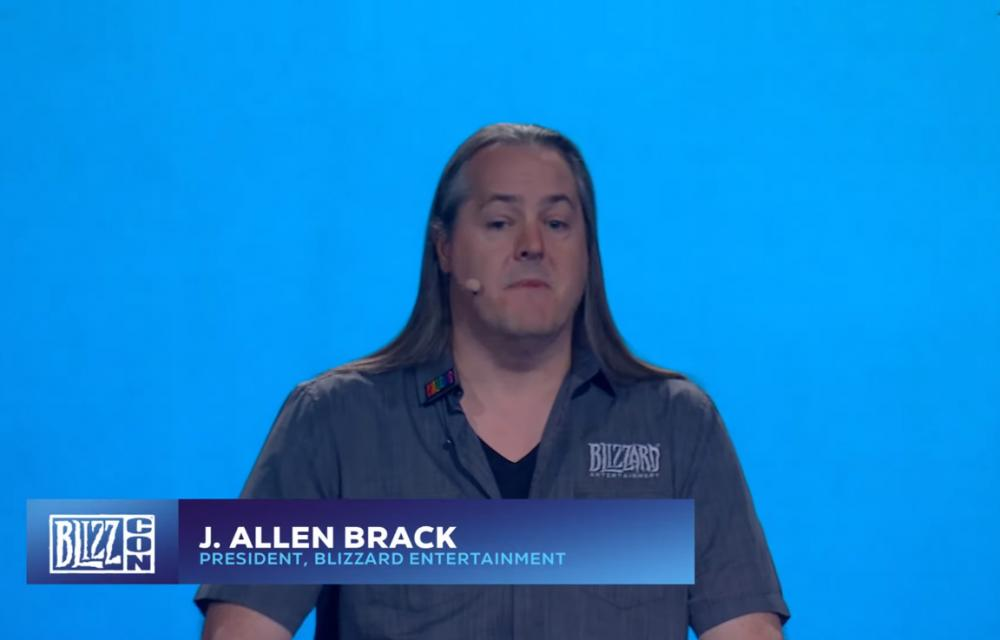 Blizzard Apologizes At Blizzcon 2019