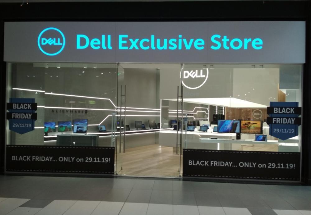 Black Friday 2019 στα καταστήματα Dell Exclusive Store