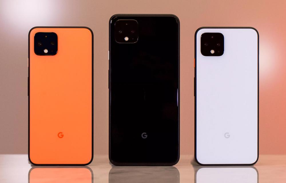 Google Pixel 4 Update Fix Smooth Display And Camera