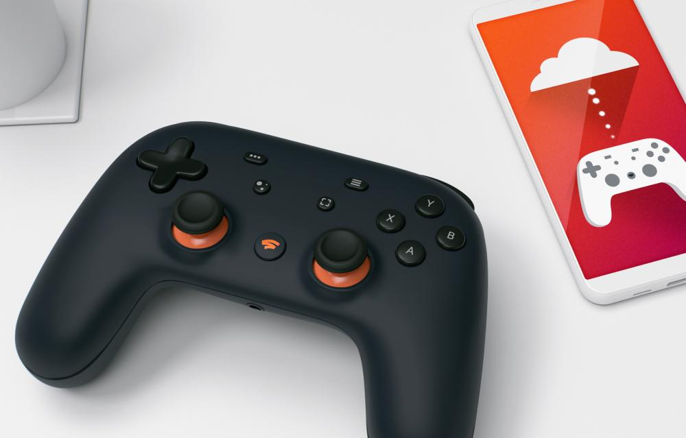Google Stadia 12 games at launch