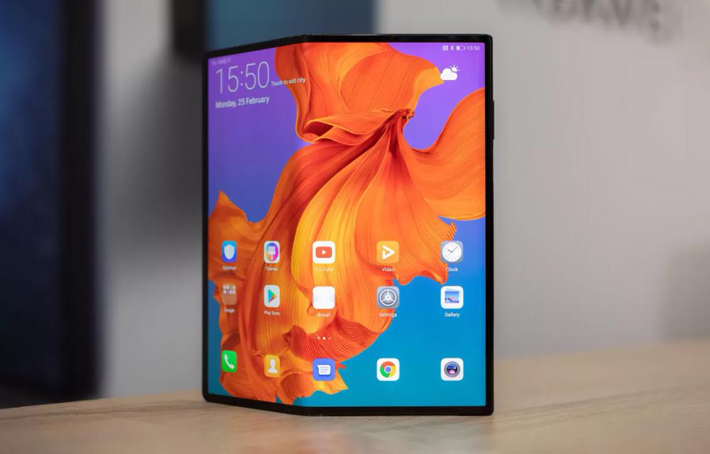 Huawei Mate X replace display cost