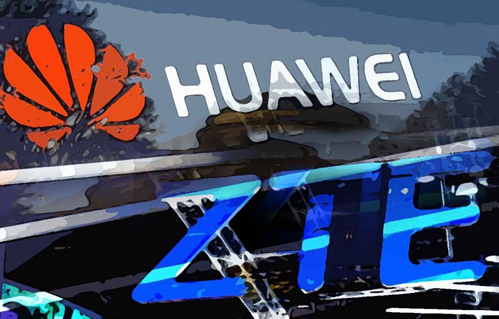 Huawei ZTE US FCC Ban