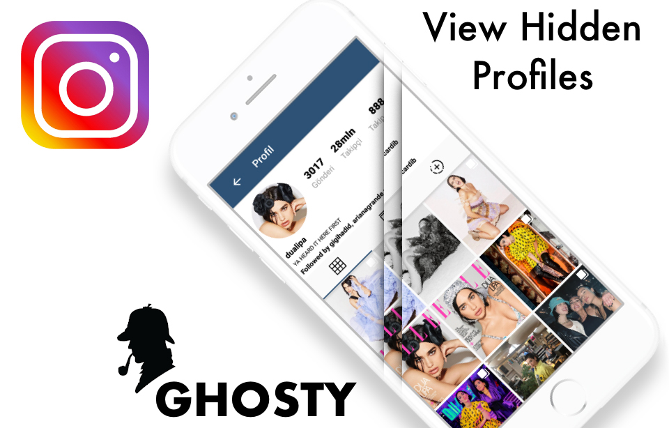 Instagram Ghosty Private Profiles