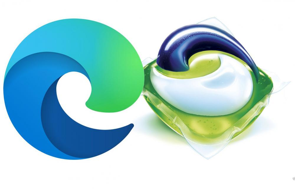 Microsoft Edge New Logo Looks Like Tide Pods