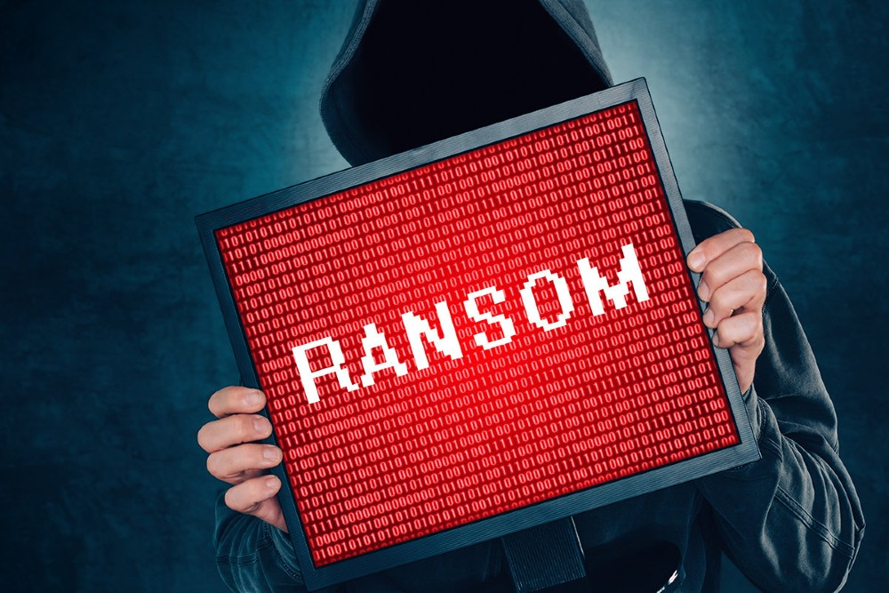 In the US, ransomware attacks are equated with terrorism