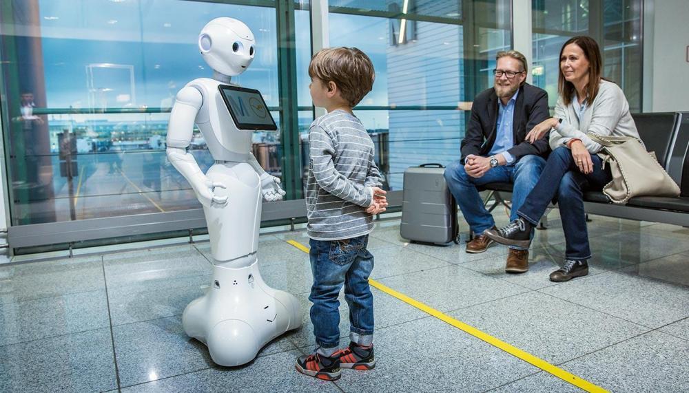ρομπότ πληγώνει συναισθηματικά τους ανθρώπους