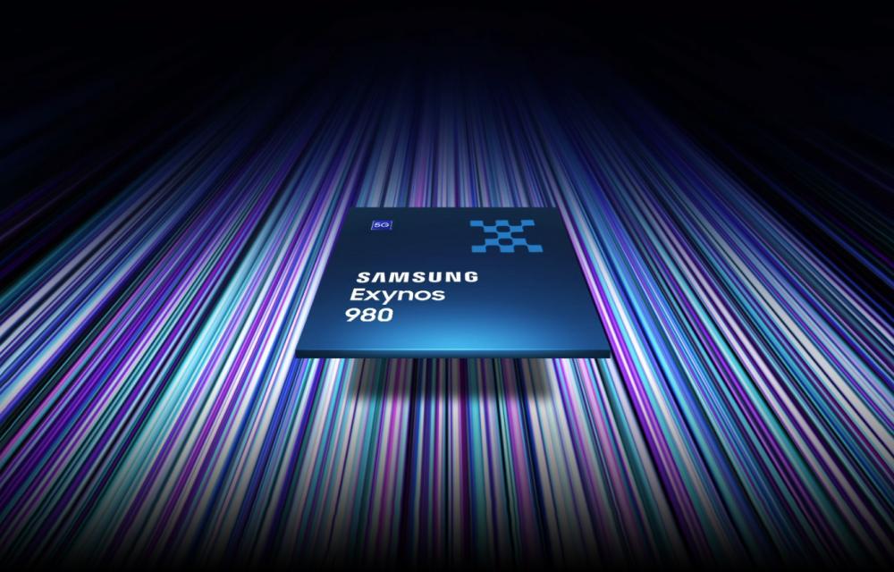 Samsung Exynos 980 5G specs official