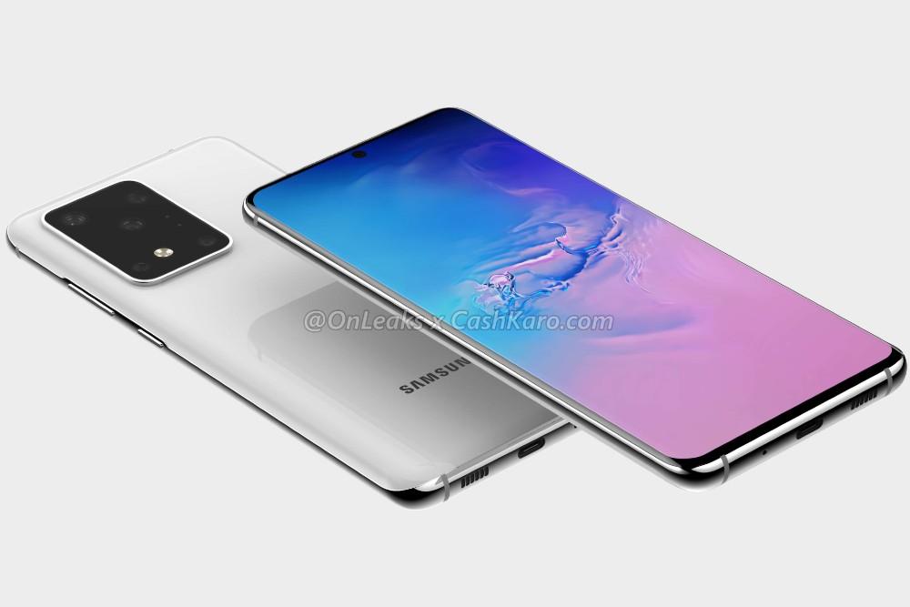 Samsung Galaxy S20: Η οθόνη θα είναι 120Hz μόνο σε ανάλυση FHD+