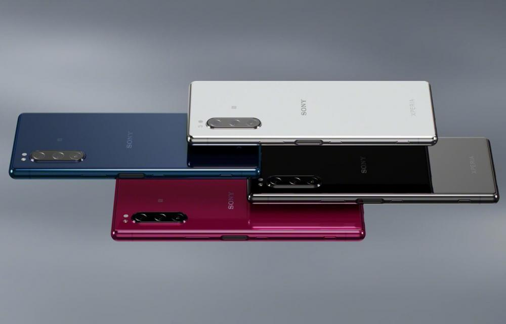 Sony Xperia Smartphones Android 10 Update
