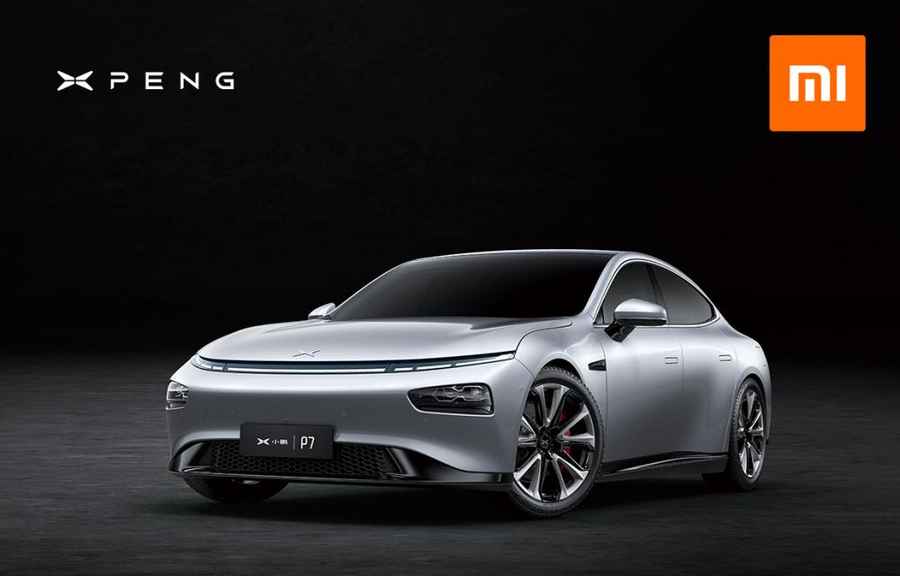 XPeng Motors and Xiaomi EV Cars