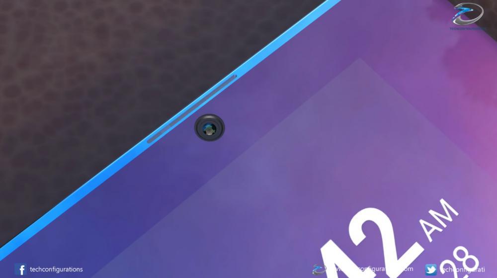 Xiaomi Mi 10 First renders concept