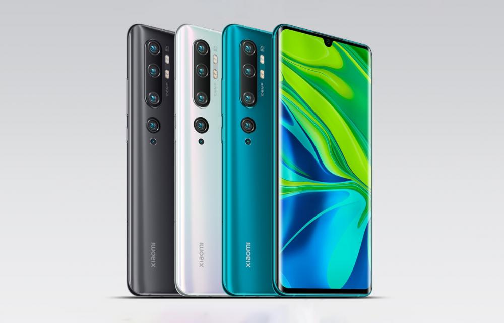Xiaomi Mi Note 10 CC9 Pro Mi Watch Official