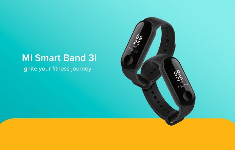 Xiaomi Smart Mi Band 3i 20 days 16 euros