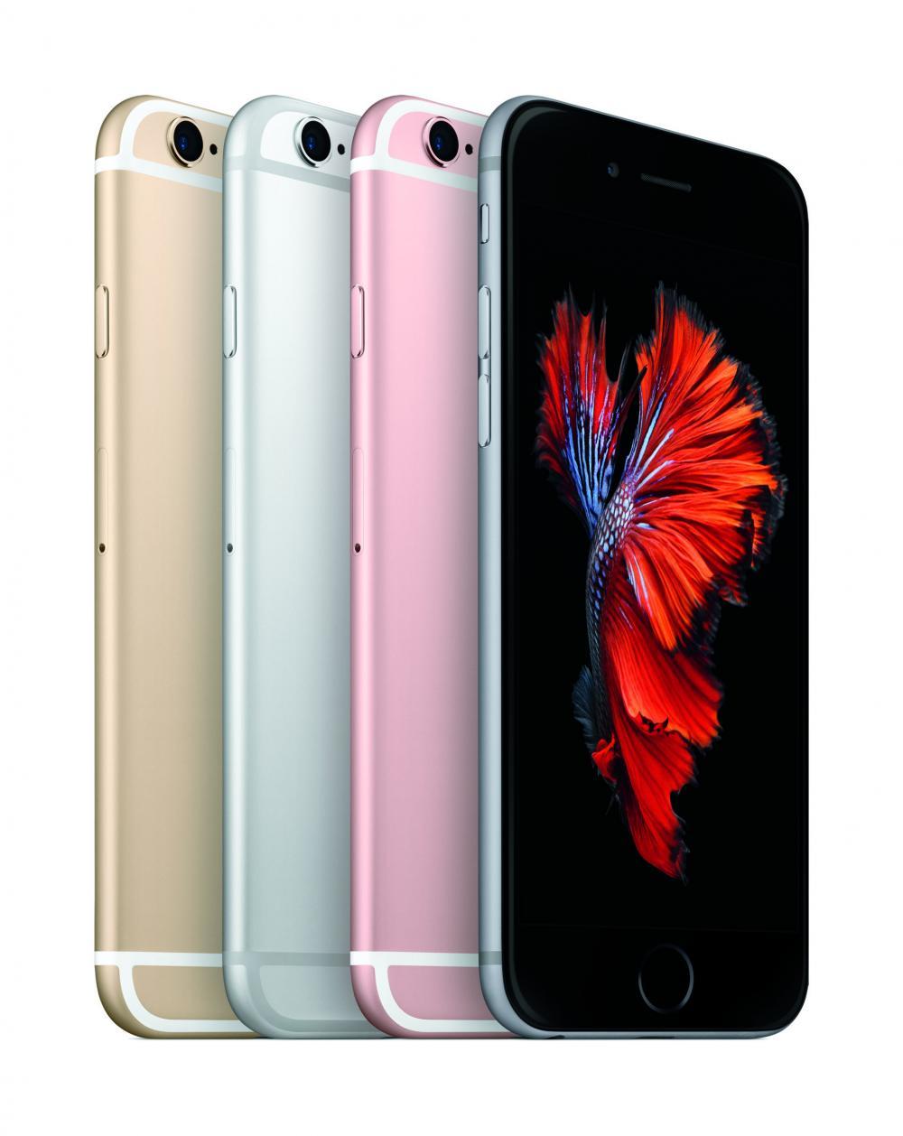 iPhone 6s 32GB προσφορά με τιμή 249 ευρώ