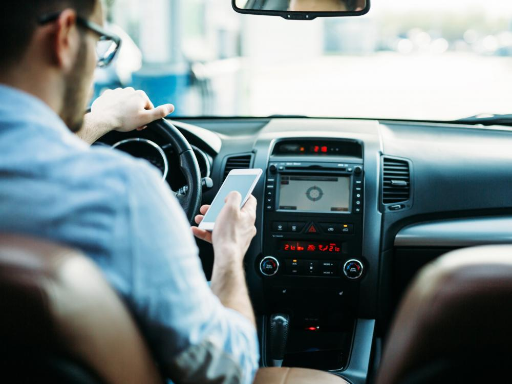 AI scan id driver text Australia
