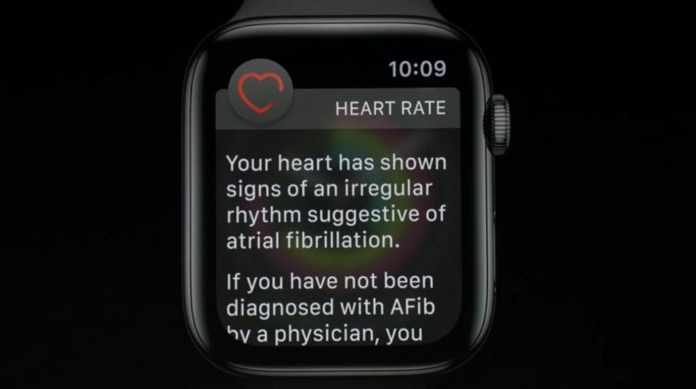 Apple Watch Atrial Fibrillation Save Life