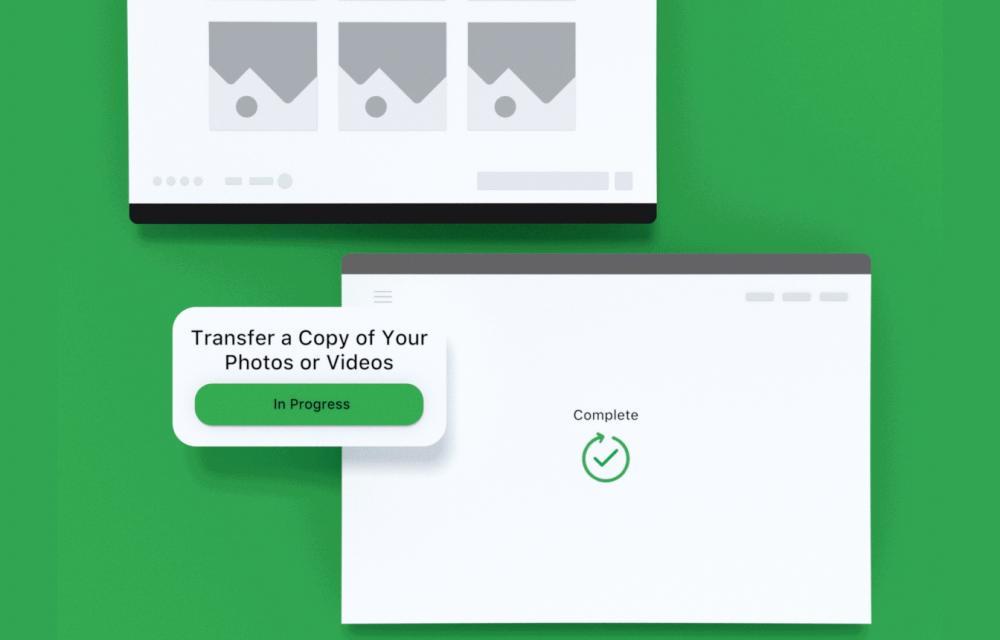 Facebook Google Photos Transfer Tool