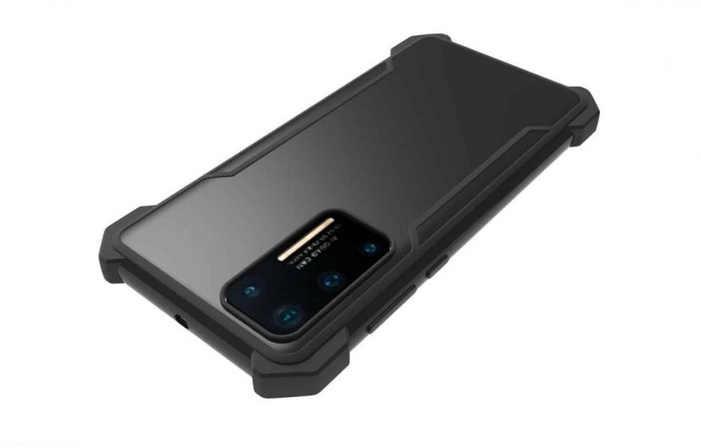 Huawei P40 Pro Camera Specs Case Renders