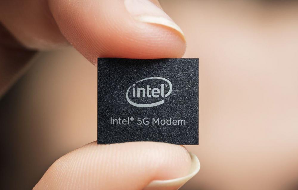 Intel 5G Mobile Modem Sale Apple Cost More