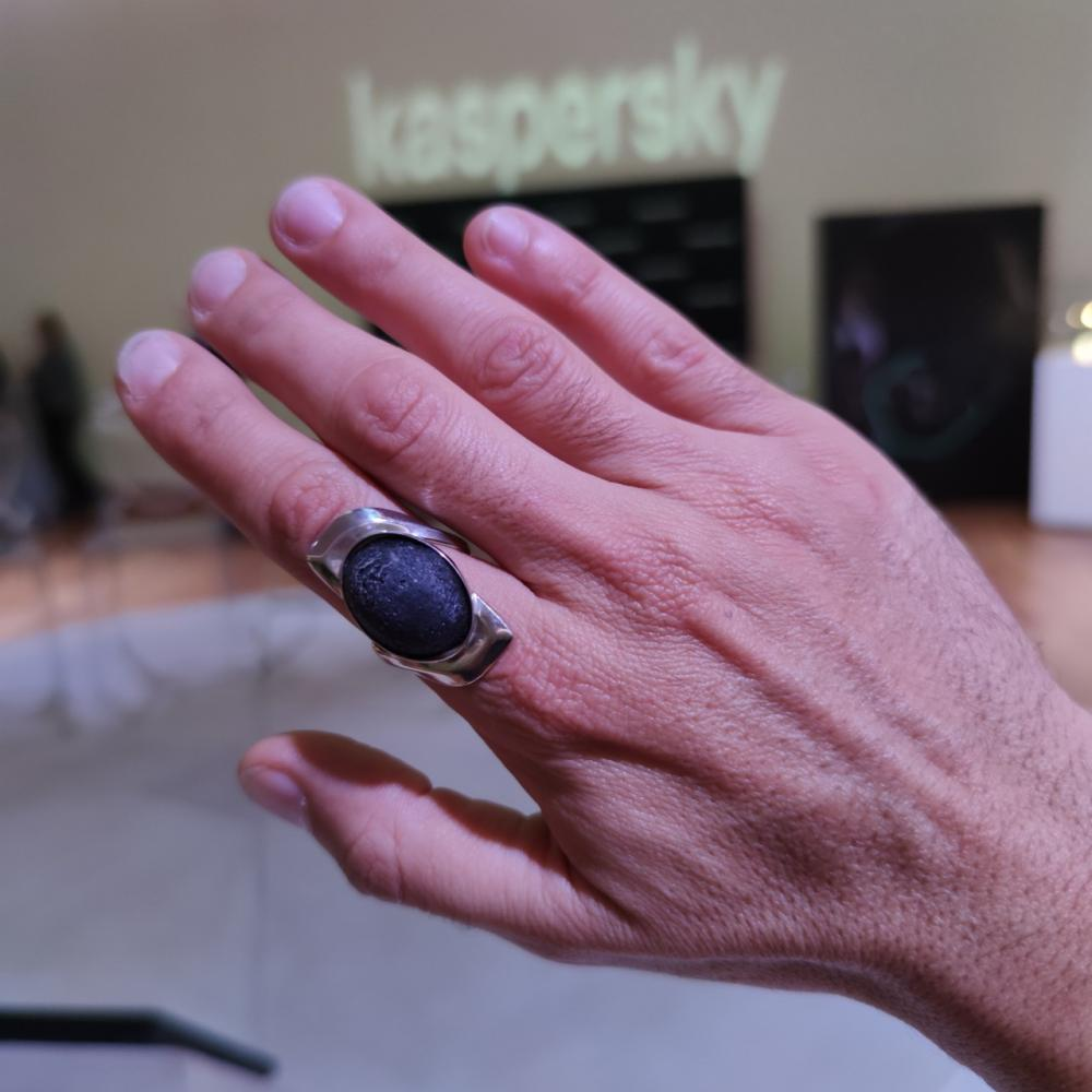 Kasperksy The Ring