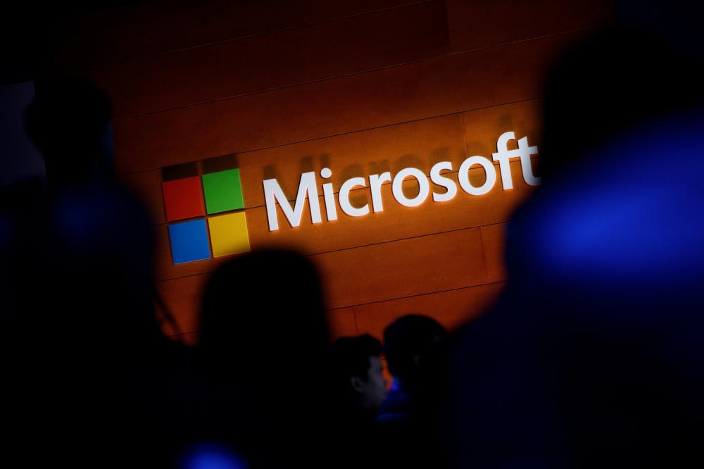 Microsoft 40 million users breached passwords