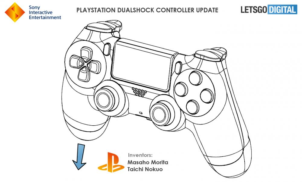 PlayStation 5 DualShock 5 More Buttons Back