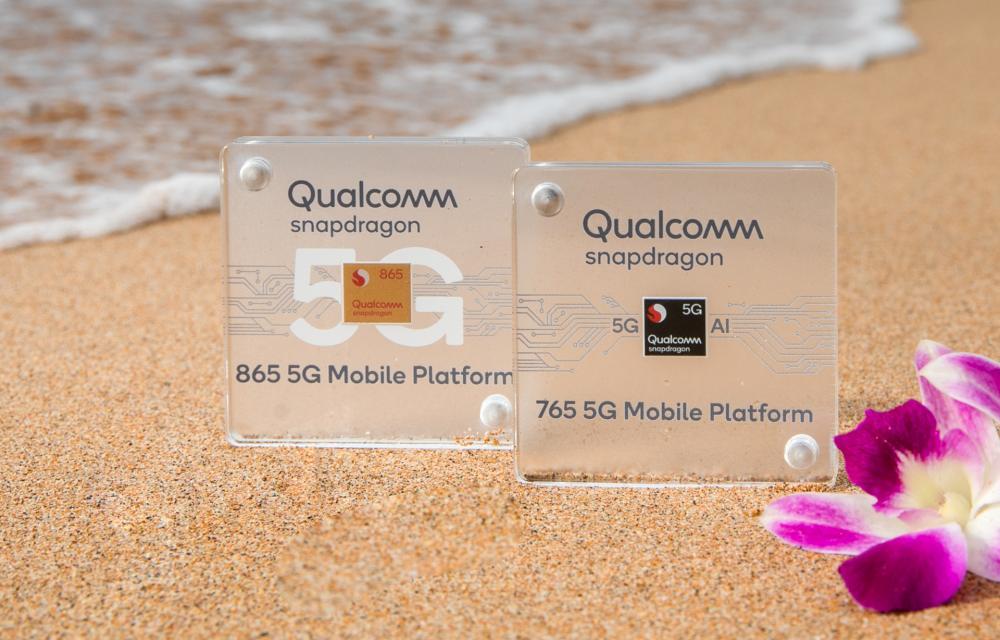 Qualcomm Snapdragon 865 Snapdragon 765 Snapdragon 765G Smartphones