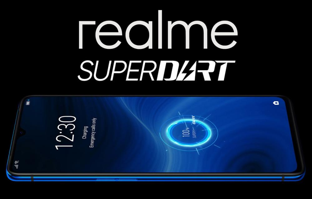 Realme SuperDart 100W