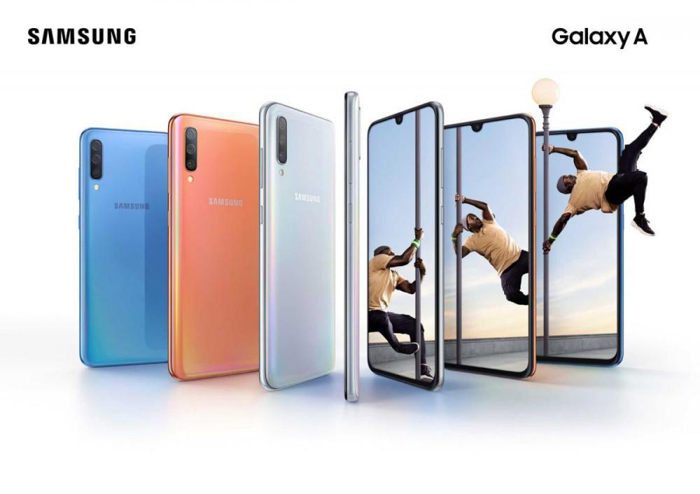 Samsung Galaxy A Series 2020 MediaTek