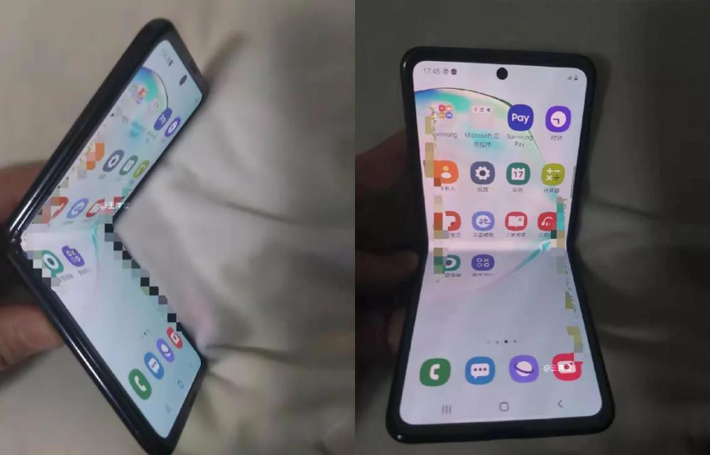 Samsung Galaxy Fold 2 Massive Leak