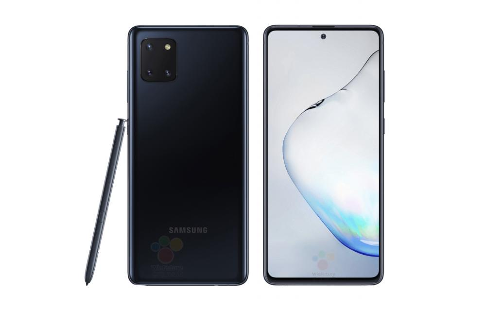 Samsung Galaxy Note 10 Lite Full Specs List