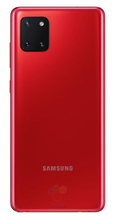 Samsung Galaxy Note 10 Lite Renders