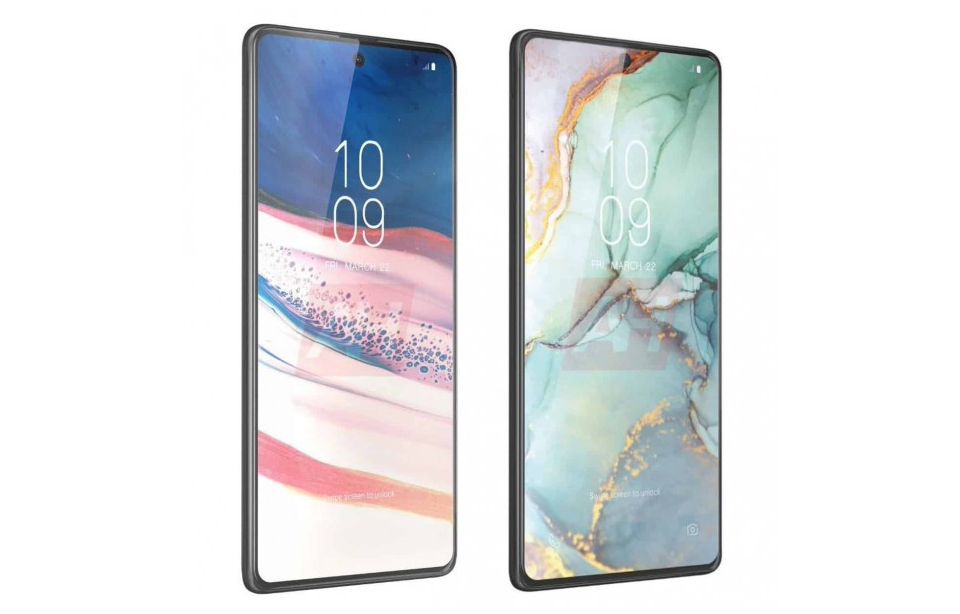 Samsung Galaxy S10 Lite Samsung Galaxy Note 10 Lite Renders