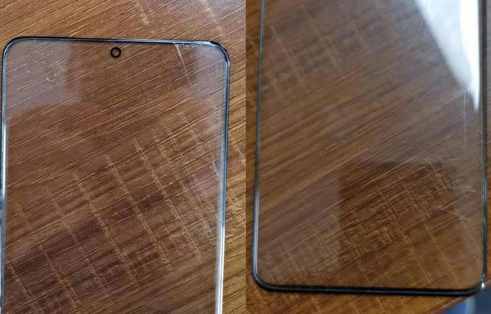 Samsung Galaxy S11 Front Panel Cover Images