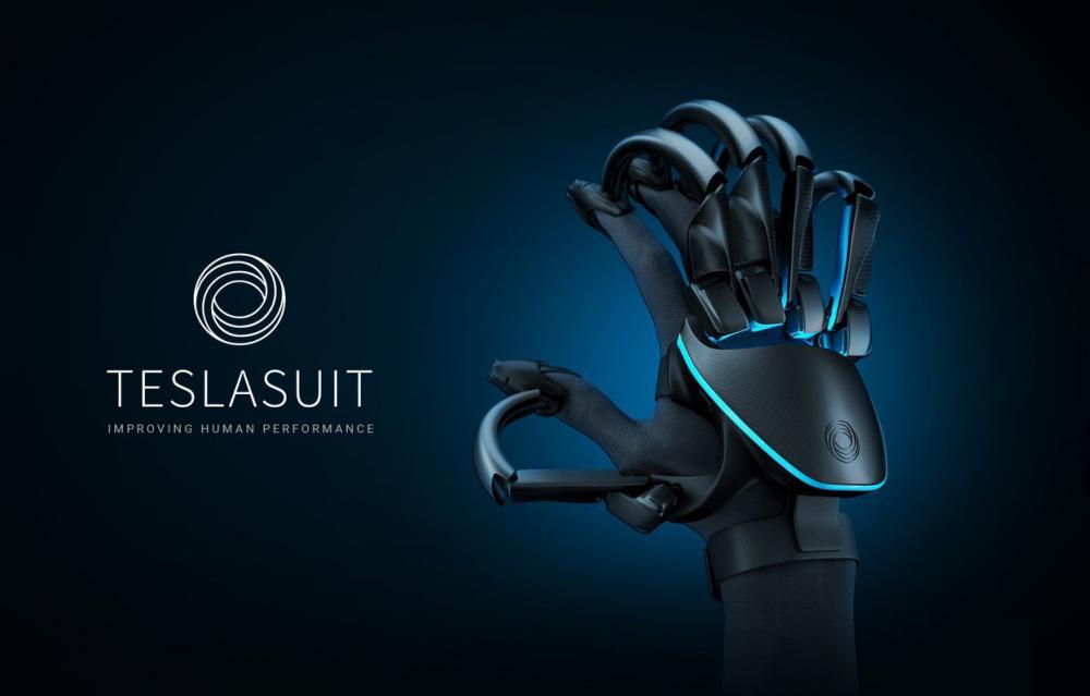 VR γάντια που δημιουργούν αίσθηση αφής και παλμού [CES 2020]
