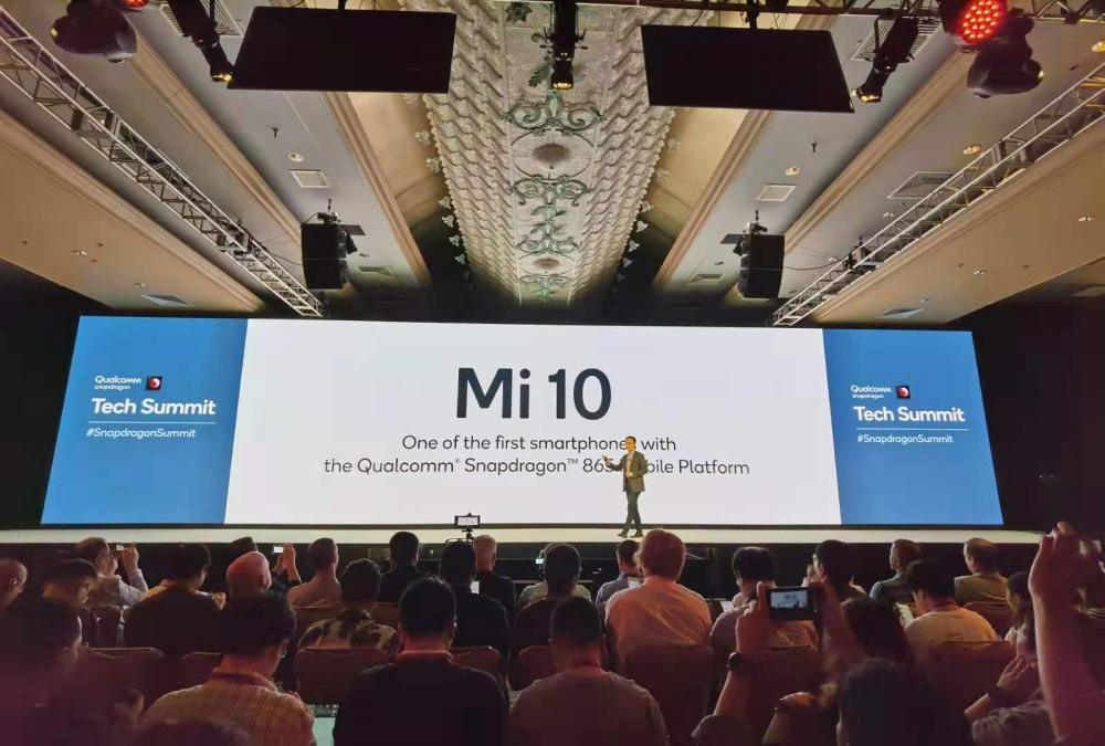 Xiaomi Mi 10 Pro First Smartphone With Snapdragon 865