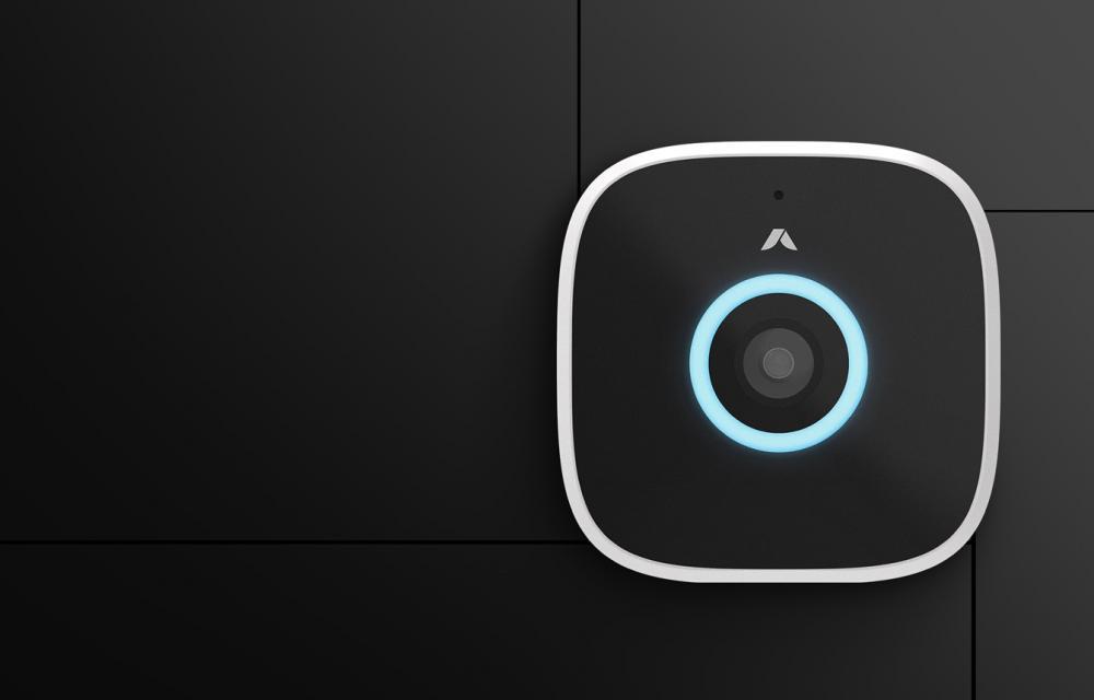 Abode Outdoor/Indoor Smart Camera CES 2020
