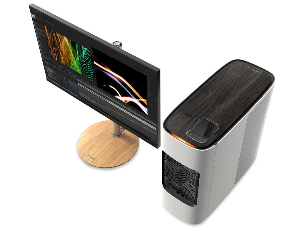 Acer ConceptD 7 Ezel 7 Ezel Pro 700 CES 2020