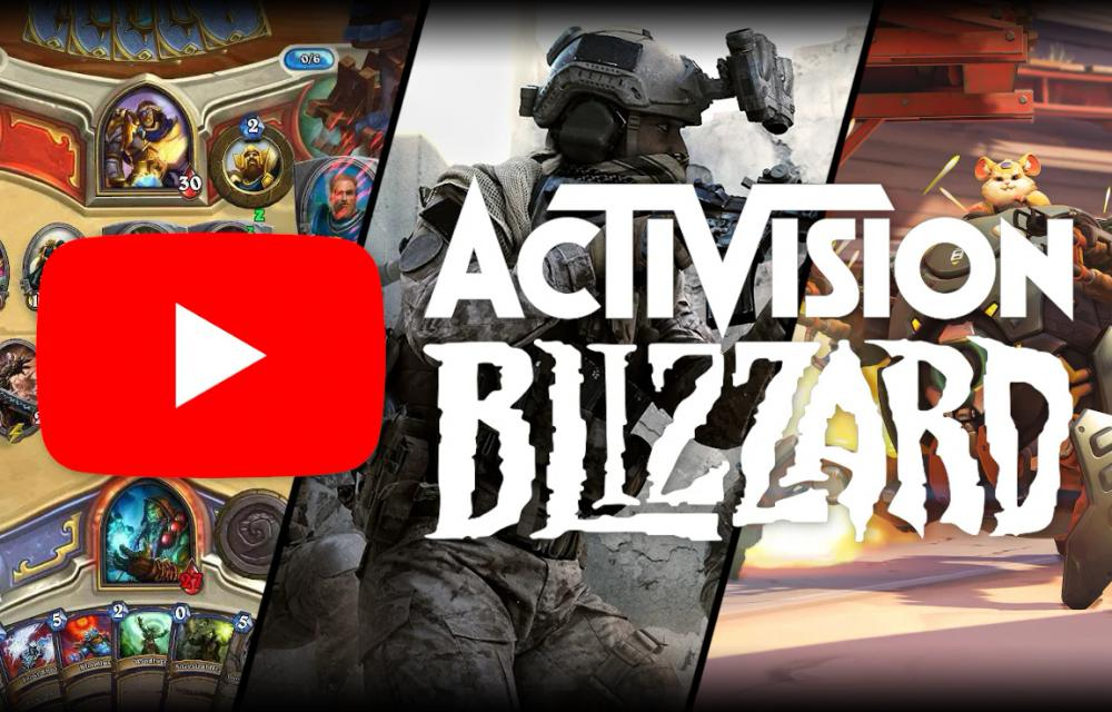 Activision Blizzard YouTube